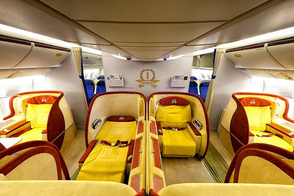 посреди империал класс в самолете фото сорок лет